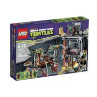 Lego Teenage Mutant Ninja Turtle Lair Attack 79103