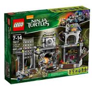Lego Ninja Turtles Lair Invasion 79117