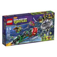 Lego Ninja Turtles T-Rawket Sky Strike 79120