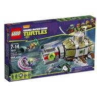 Lego Ninja Turtles Sub Undersea Chase 79121