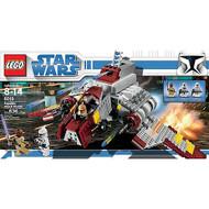 Lego Clone Wars Star Wars Republic Attack Shuttle 8019