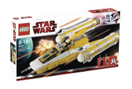 Lego Star Clone Wars Anakin's Y-wing Starfighter 8037