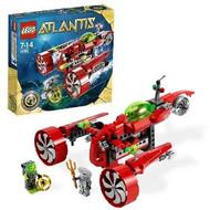 Lego Atlantis Typhoon Turbo Sub 8060