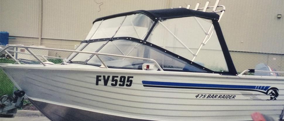 Boat Screen Repairs