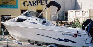 boat windscreen manufacturing