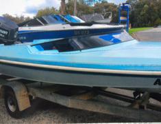 boat windscreen repairs
