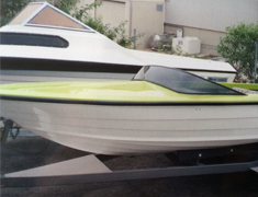 boat windscreen replacement