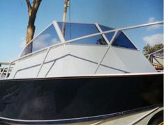 boat windscreen