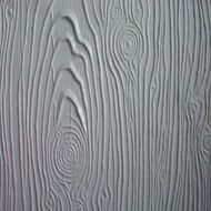 "Wood Grain Texture Mat--Silicone--Approx. 7-3/4"" X 5-3/4""--Used In Craftsy Class"