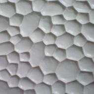 """Cobblestone Texture Mat--Silicone--Approx. 7-3/4"""" x 5-3/4"""""""