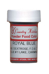 CK POWDERED COLOR-ROYAL BLUE-9 grams