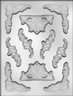 SMALLER BAROQUE DESIGNS