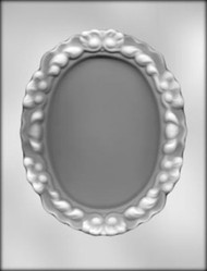 "7-1/4"" PICTURE FRAME CHOCOLATE CANDY MOLD"