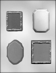 FRAME/PLAQUE ASSTMT CHOCOLATE CANDY MOLD