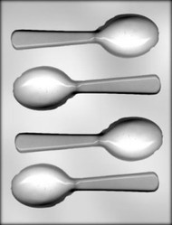 "6"" SPOON CHOCOLATE CANDY MOLD"