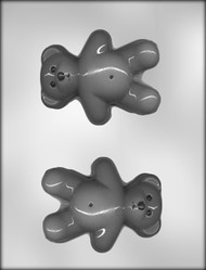 "4-1/2"" BEAR CHOCOLATE CANDY MOLD"