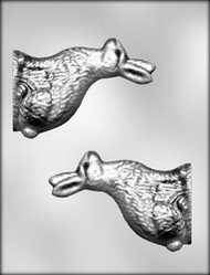 "6"" RABBIT -3D CHOCOLATE CANDY MOLD"