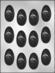 "2"" EGG CHOCOLATE CANDY MOLD"