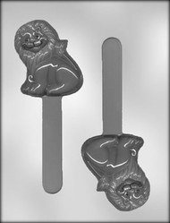 "3-1/4"" LION ICE CREAM MOLD"