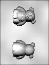 "3-1/4"" 3D PANDA CHOCOLATE CANDY MOLD"