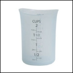 2 Cup Silicone Measuring Cup