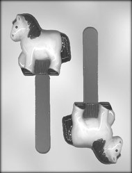 "3-3/8""HORSE ICE CREAM MOLD"