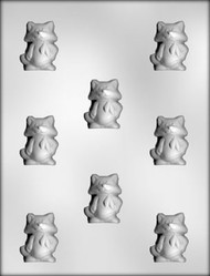 "1-3/4"" CAT CHOCOLATE CANDY MOLD"
