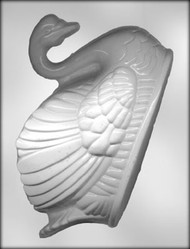 "8-1/2"" SWAN (RIGHT) CHOCOLATE CANDY MOLD"
