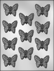 "2"" BUTTERFLY CHOCOLATE CANDY MOLD"