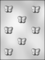 """1-3/8"""" BUTTERFLY (DEEP) CHOCOLATE CANDY MOLD"""