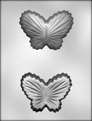 "4-1/4"" BUTTERFLY DISH CHOCOLATE CANDY MOLD"
