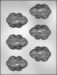 "2-7/8"" FROG CHOCOLATE CANDY MOLD"