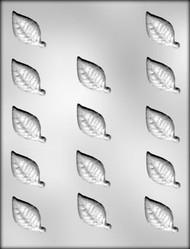 """1-3/4"""" GARDENIA LEAF CHOCOLATE CANDY MOLD"""