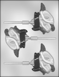 "3-1/8"" CALLA LILY SKR CHOCOLATE CANDY MOLD"