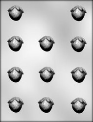"""1-1/4"""" STRAWBERRY CHOCOLATE CANDY MOLD"""