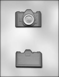 "3"" 3D CAMERA CHOCOLATE CANDY MOLD"