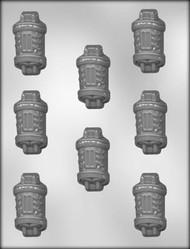 "2-1/4"" TORAH CHOCOLATE CANDY MOLD"