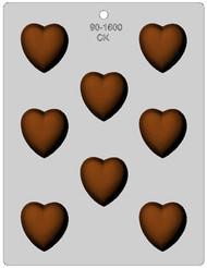 """1-3/4"""" DEEP HEART CH MOLD"""