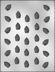 "1"" PINECONE CHOCOLATE CANDY MOLD"