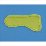 Scalloped Insole--Marvelous Molds Silicone Mold