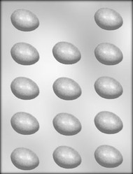 "1-1/2"" EGG CHOCOLATE CANDY MOLD"