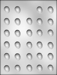 "7/8"" EGG CHOCOLATE CANDY MOLD"