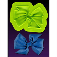 Pinwheel Bow--Marvelous Molds Silicone Mold
