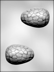 """3-3/4"""" CRACKED EGG-3D CHOCOLATE CANDY MOLD"""