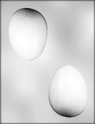"""4"""" 3D EGG CHOCOLATE CANDY MOLD"""