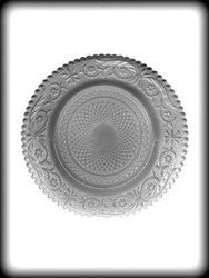 "5-1/2"" FANCY DISH HARD CANDY MOLD"