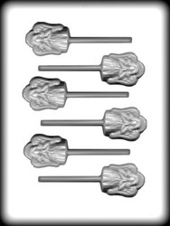 "2"" ANGEL SUCKER HARD CANDY MOLD"