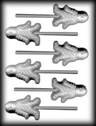 "2-3/4"" MUMMY SUCKER HARD CANDY MOLD"