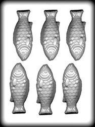 "4"" FISH HARD CANDY MOLD"