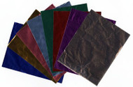 "FOIL WRAPPER 6"" x 6""-ASSORTED--PKG/1000"